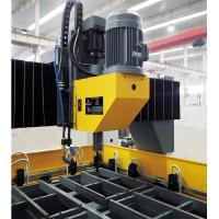 High - Speed Horizontal Cnc Deep Hole Drilling Machine For Steel Tube Plate Manufactures