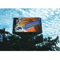 Anti - Interference P6.25 Led Video Billboards , Led Outdoor Board IP65 Rating Manufactures
