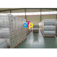Food Contacted Packaging Stretch Film , 25 Micron BOPET Plastic Packaging Film Manufactures