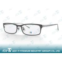 Grade 1 Pure Titanium Metal Plate Corrosive Resistance For Spectacle Frame Manufactures