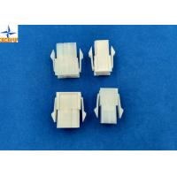 Dual Row 4.20mm Power Connectors For Signal 2 to 24 Circuits Plug Housing UL 94V-0 Manufactures