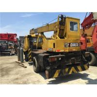 Used Tadano Crane 8 Ton TM80S Made in Japan , Truck Crane Manufactures