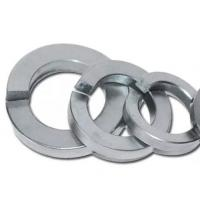 DIN7980 stainless steel spring lock washers with square end for cheese head screw CE Certification Manufactures