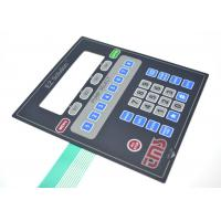 Quality Waterproof Mechanical Keyboard Switches , Marine Membrane Switch Panel for sale