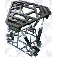 Buy cheap 6 DOF Swing Test Table For Provide Position / Sine Wave Analog With 200kg Payload from wholesalers