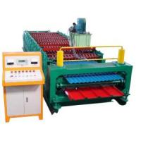 Double-Deck Roll Roofing Corrugated Tile Forming Roofing Machine Manufactures