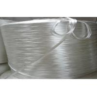 China Fire Resistant White Glass Fibre Roving Insulation , Oxidation Resistant on sale