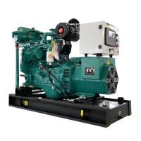 China Standby Electric Perkins Diesel Generator Set 100kva 80kw Water Cooled High Efficiency on sale