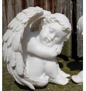 Angel Garden Statues (FY51) Manufactures