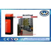80W arm automatic barrier gate Operator With AC Reliable Electro Mechanical Drive Manufactures