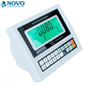 Manual Digital Weight Indicator , Digital Load Cell Indicator Quick Response Manufactures