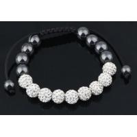 Buy cheap Fashion Shambala Beads Bracelets,Hot Sale Shambala Wholesale Jewelry from wholesalers