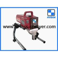 electric plunger airless paint sprayer Manufactures