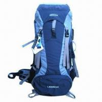 Mountain Backpack, Stretch Side Pockets to Keep Water Bottles and Snacks Manufactures