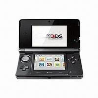 3DS Ultra Bundle with Cosmo Black Game Console, Three Games and Accessory Pack Manufactures