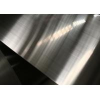 Polished Etched Stainless Steel Sheets / Bright 904l Stainless Steel Sheet Manufactures