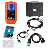 China John Deere Service Advisor EDL V2 Diagnostic Kit with PC-to-vehicle interface compatible with Service ADVISOR software on sale