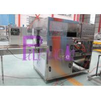 Barrel Water Filler 5 Gallon Water Filling Machine Plant 450 BPH For Minear Water Manufactures