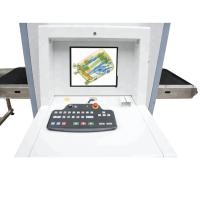 Airport Cargo X Ray Baggage Scanner Secure Access Key 40 Hours Working Hours Manufactures