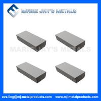 Tungsten Carbide Turning Brazed Tips Manufactures