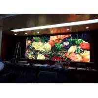 SMD2121 P2.5 LED Video Display Screen 1/32 Scan 160000 dot/㎡ Density Manufactures