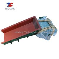 Mining Industry Automatic Electromagnetic Vibrating Feeder Linear Magnetic Vibratory Feeder Manufactures