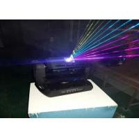 Colorful Mini Moving Head RGB 3W Theater Stage Lighting AC90 - 240V 50 - 60HZ Manufactures