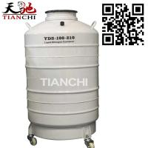 China TIANCHI Animal Husbandry Equipment YDS-100 Liquid Nitrogen Tank on sale