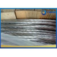 China Circular Stranded All Aluminium Alloy Conductor 148mm2 Bare Overhead Conductor on sale