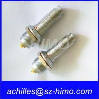 wholesale manufacturer LEMO 0K series 2 pin IP68 waterproof connector push pull type for sale