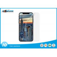 3D HD Clear Screen Protector For Iphone 8 , Full Cover Apple Phone Screen Protector Manufactures
