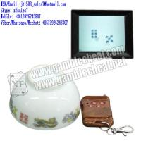 China XF new perspective dices bowl/ Hidden Bar code/ Hidden Bar code / Watch scanner / Lighter scanner / invisible ink on sale