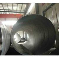 """API 20"""" SSAW Steel Pipe Round for Structure , 1Cr18Ni9 0Cr18Ni11Nb Carbon Steel Welded Pipe Manufactures"""