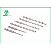 6 * 160mm S4 Flute SDS Drill Bits , YG8C Electric Hammer Sds Plus Drill Bits Manufactures