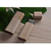 Quality Stick Style wooden colorful business gift Bamboo USB Stick for sale