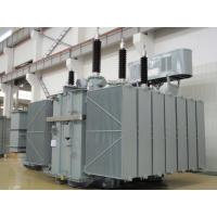 Copper 3 Winding High Voltage Three Phase Transformer 90MVA , Core Type Manufactures