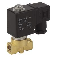 50mm Gas Solenoid Valve 240V , Electronic Gas Valve 2 Inch For Natural Gas Manufactures