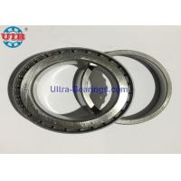 105 KN Press Steel GCR15 Wheel Hub Unit Bearing 23mm With Taper Rollers Manufactures