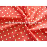 100% POLY printed satin fabric Manufactures