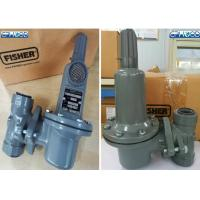 Buy cheap Ductile Iron Fisher Gas Regulator 627 Model Pressure Gas Regulator from wholesalers
