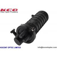 China Direct Buried Dome Fiber Optic Splice Closure Box KCO-H12-48SZ PPR ABS PC PP Material on sale