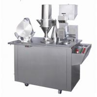 Buy cheap Powder / Granules Semi Automatic Capsule Filling Machine For Pharmaceutical Packaging from wholesalers