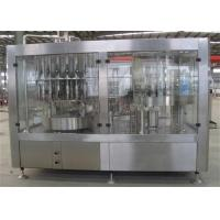 Drinking Water Washing / Filling / Capping 3- In -1 Bottled Water Production Line Manufactures