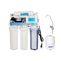 Manual / Auto Flush Ro Reverse Osmosis Water Filter Home Water Treatment Systems Manufactures