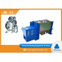 High Speed Double Ribbon Mixer Vertical Type Stable Performance Easy To Operate Manufactures