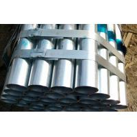 Scaffolding Welding Galvanized Steel Pipe SCH30 SCH40 Hot Dipped Manufactures