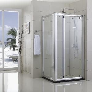 Framed Rectangular Hinge Shower Enclosure (YLZ-002) Manufactures