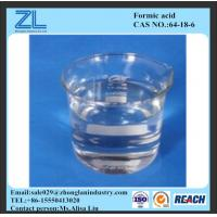 China FormicAcid(64-18-6) for Agriculture Grade on sale