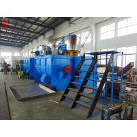 China Self - Friction High Speed Mixer Horizontal Mixer Unit 1000 - 1250 Kg Hour on sale