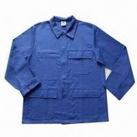 Jacket, Made of 100% Cotton Twill Fabric, with Flame-retardant Finish, According EN 11611/11612 Manufactures